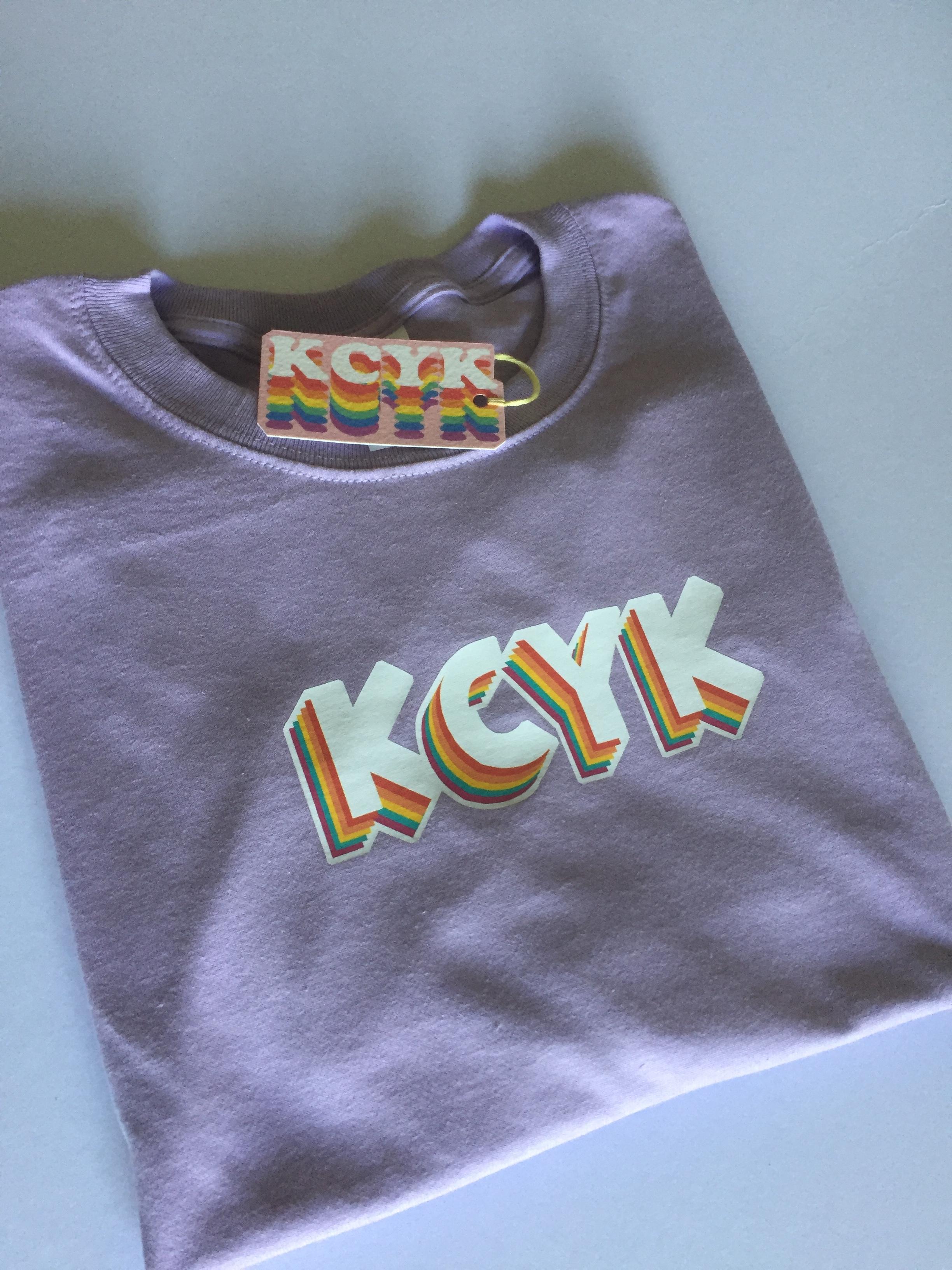 KCYK T SHIRT