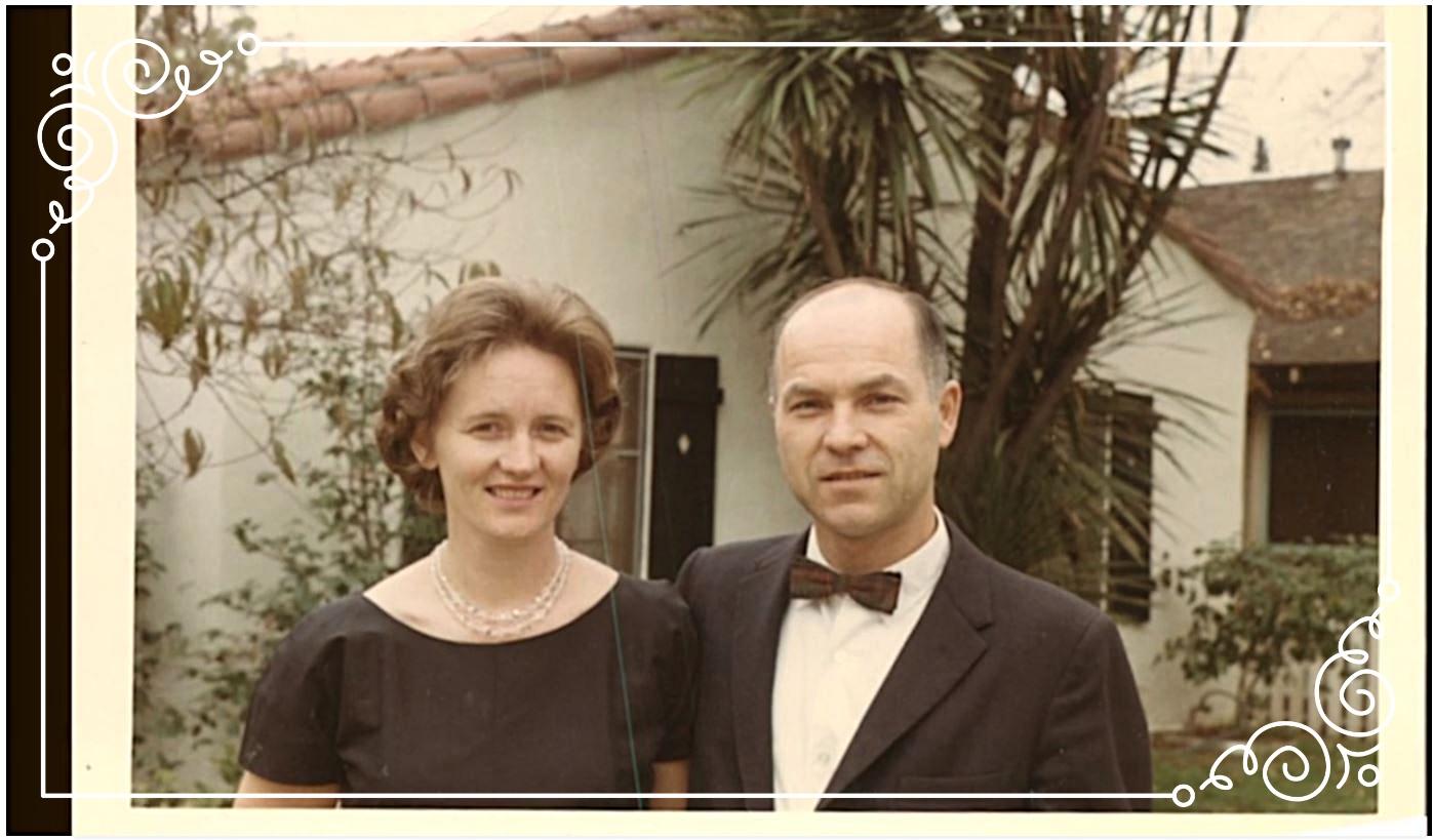 Ralph & Roberta Winter ~ Beginning of a vision.