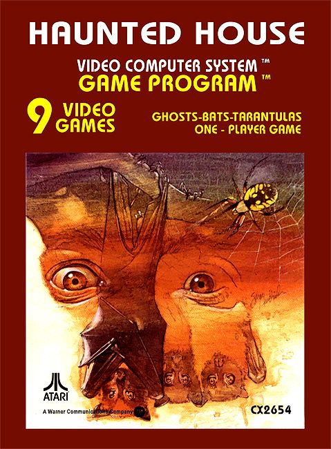Released : 1982   System : 2600   Publisher : Atari