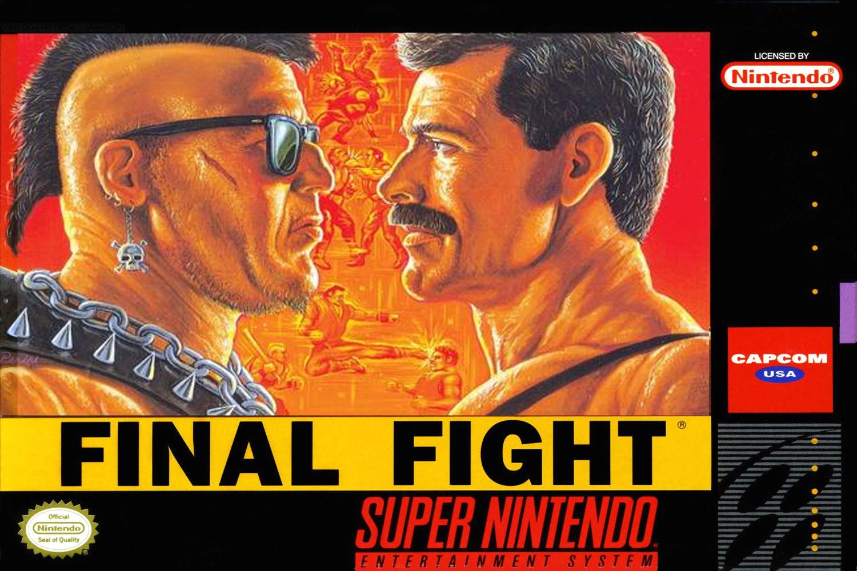 Released : 1991   System : Super NES   Publisher : Capcom