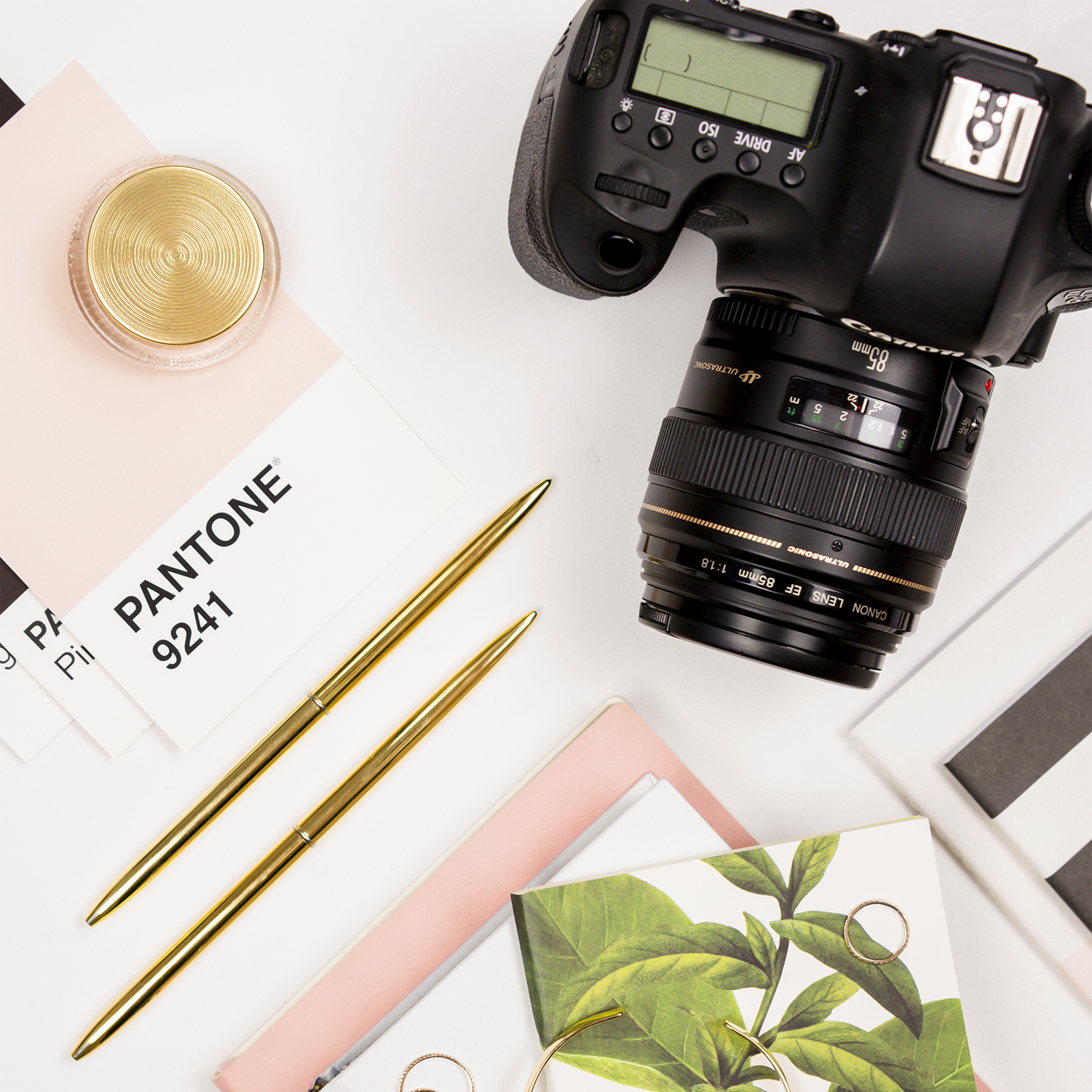 Who has time . . . - . . . to take Instagram-worthy photos when you've got a business to run?