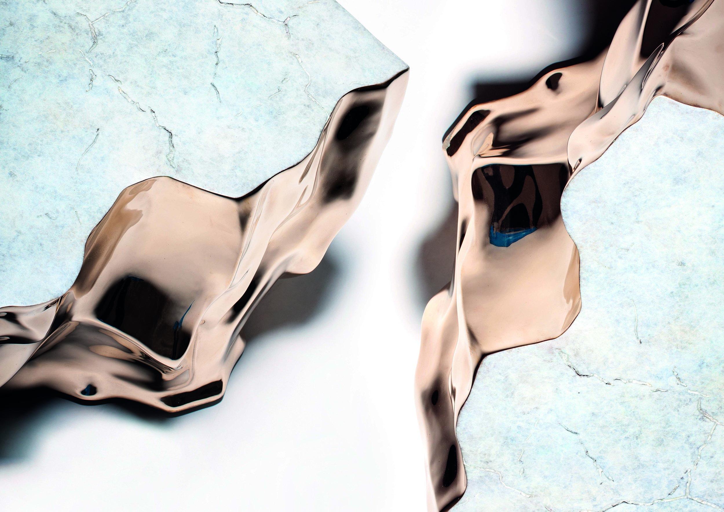 Fragmented Crack
