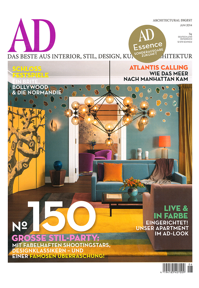 Based Upon_London_Art Design_Press_Architectural Digest Germany 2014