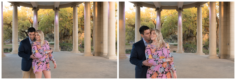 Jenn and TJ Engagement - French Quarter New Orleans - Kallistia Photography_0023.jpg