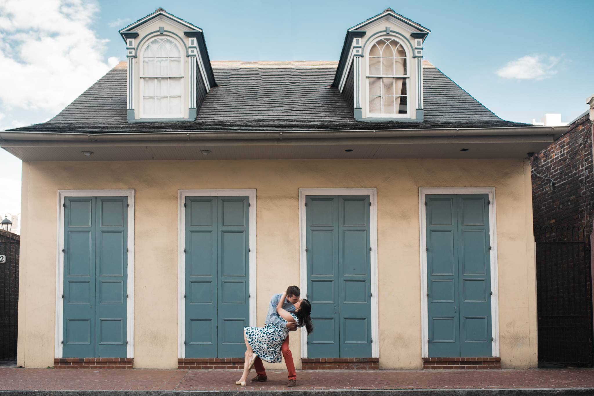 French Quarter Engagement Photography - New orleans Photographer-3.jpg