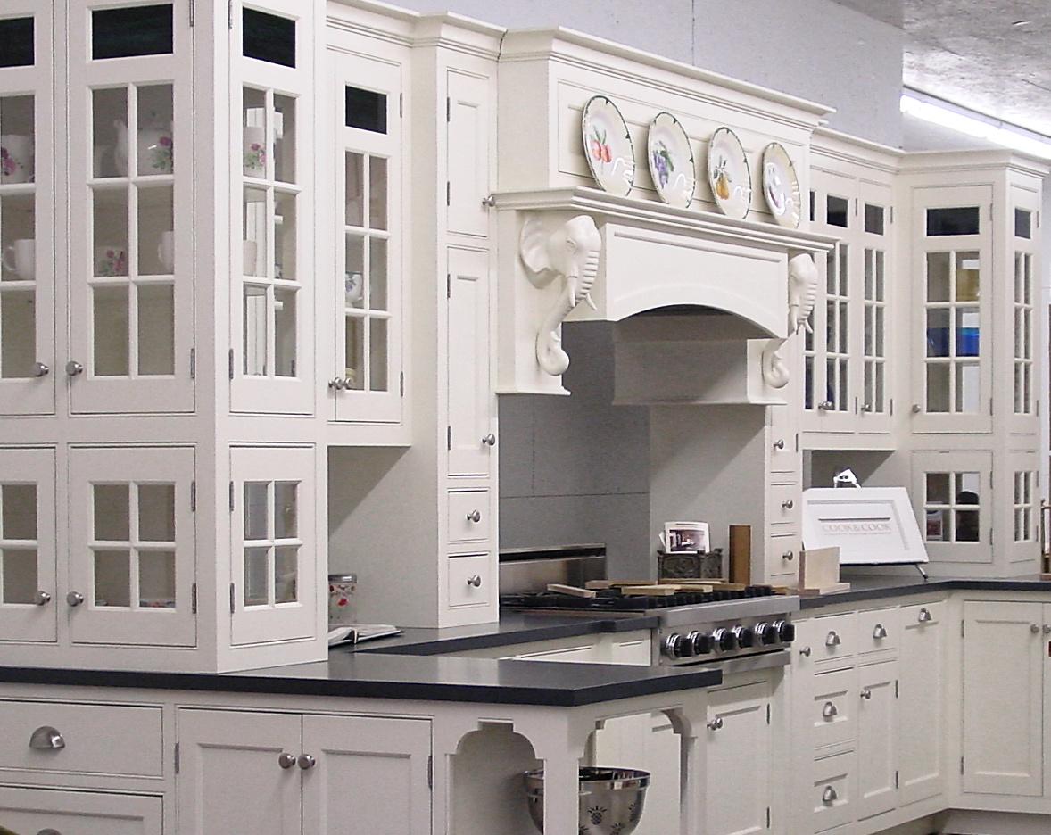 custom cabinet hood