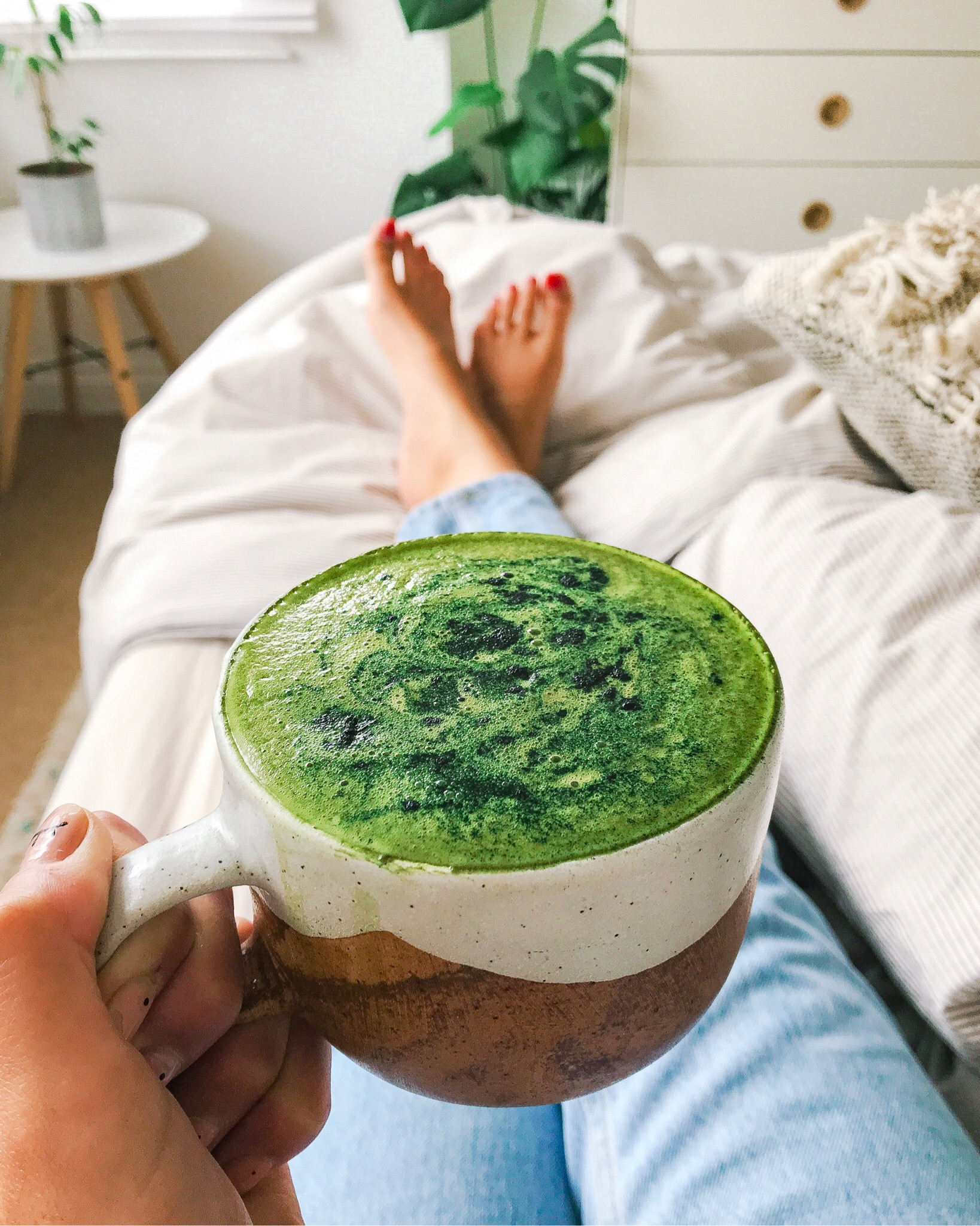 Health, wellness and nutritional benefits of matcha by Strength and Salad.JPG