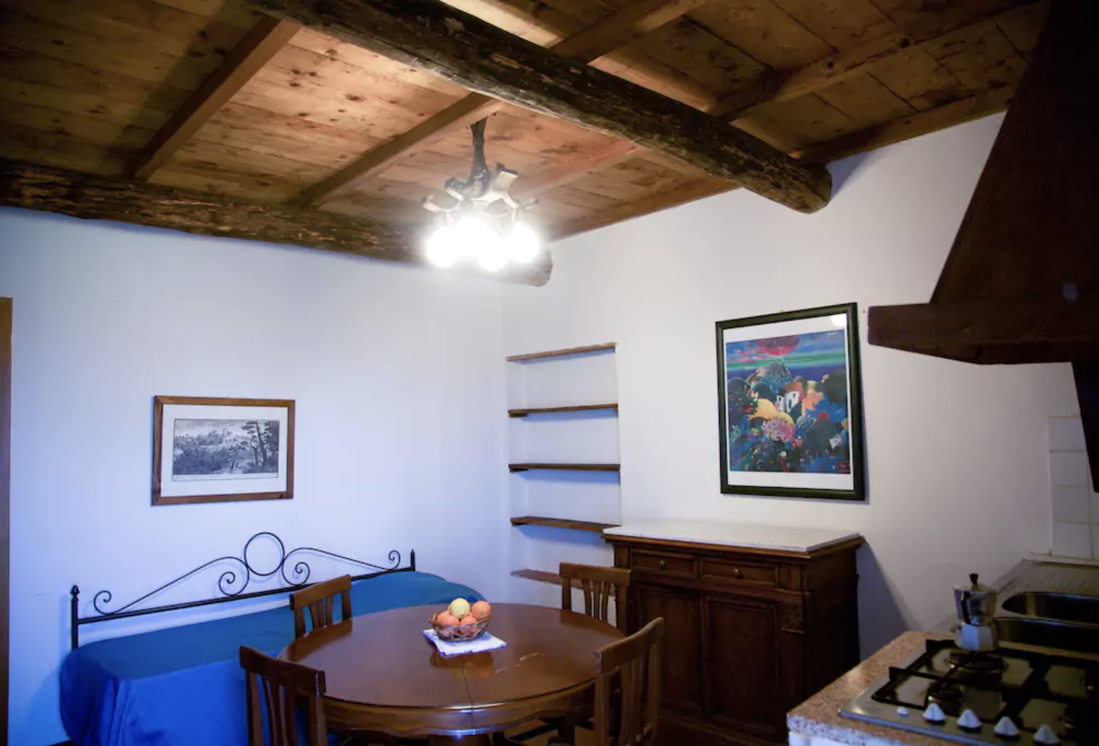 Fattoria 5 (2 bedroom 2 bathroom with sleeping loft for up to 7 guests)