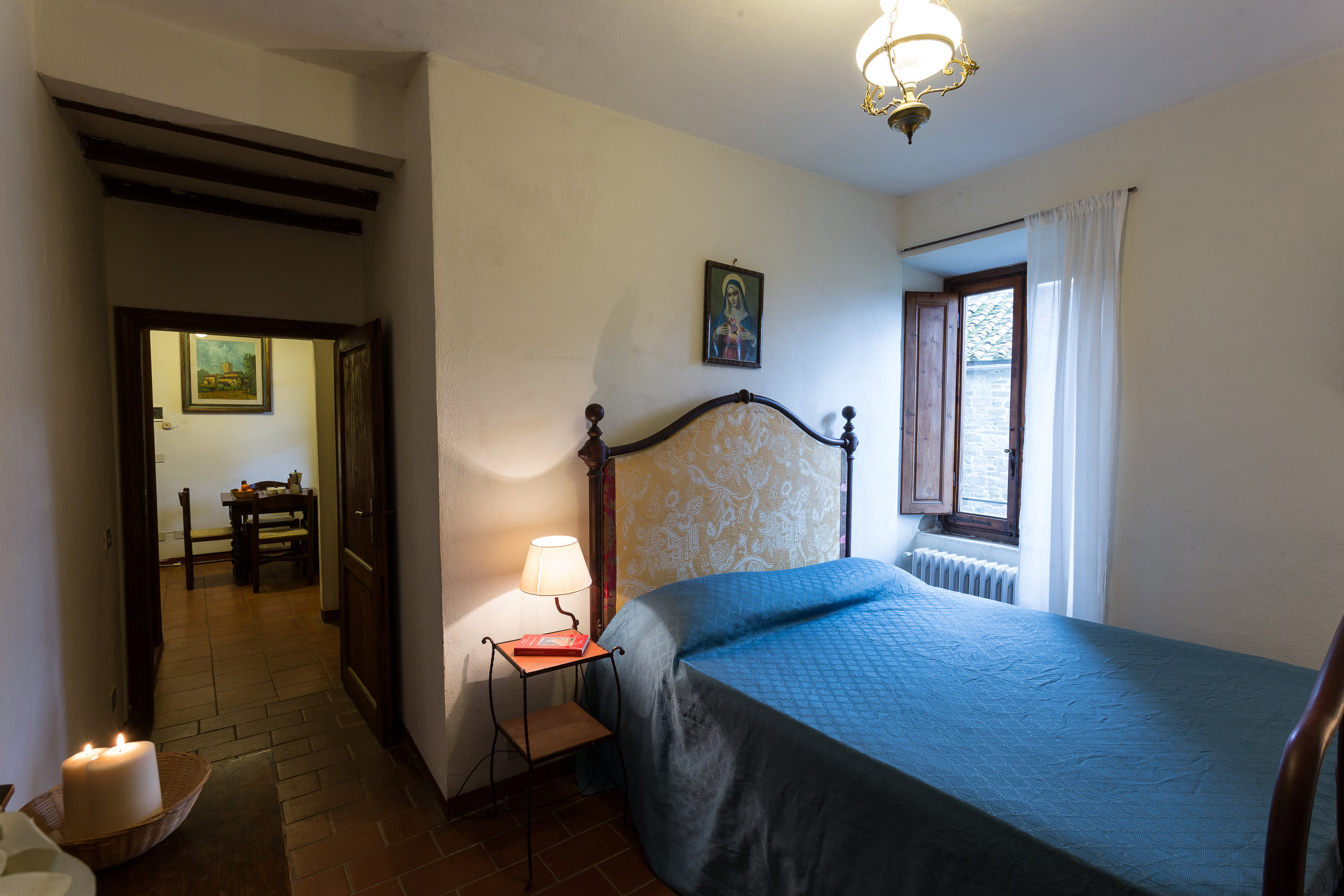 Castello 7 (2 bedroom, 1 bathroom apartment for up to 4 guests)