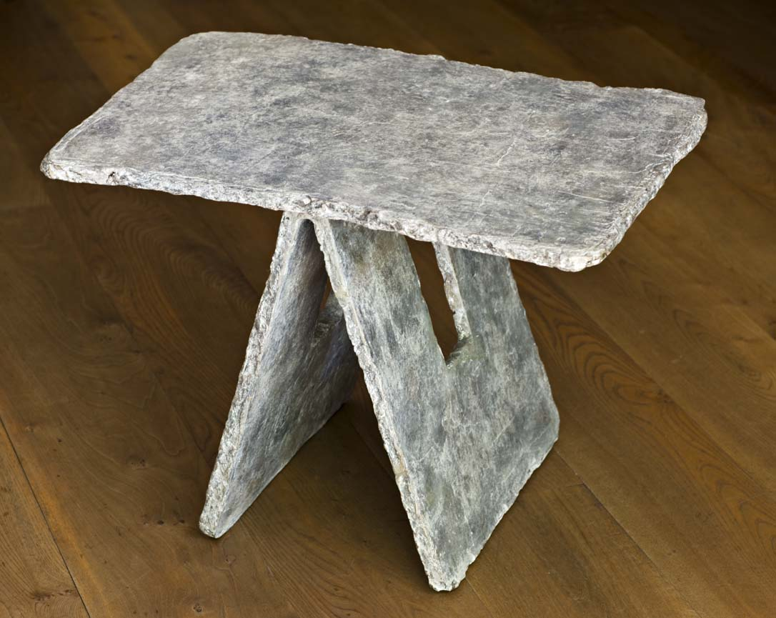 Bronze Side Table