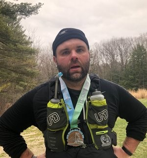 UD Hardrocker Vest at the end of Ultra #2