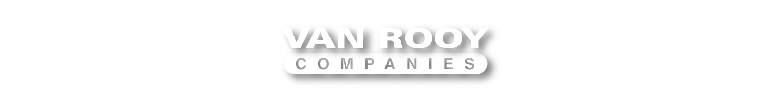 Van Rooy Companies Home Page