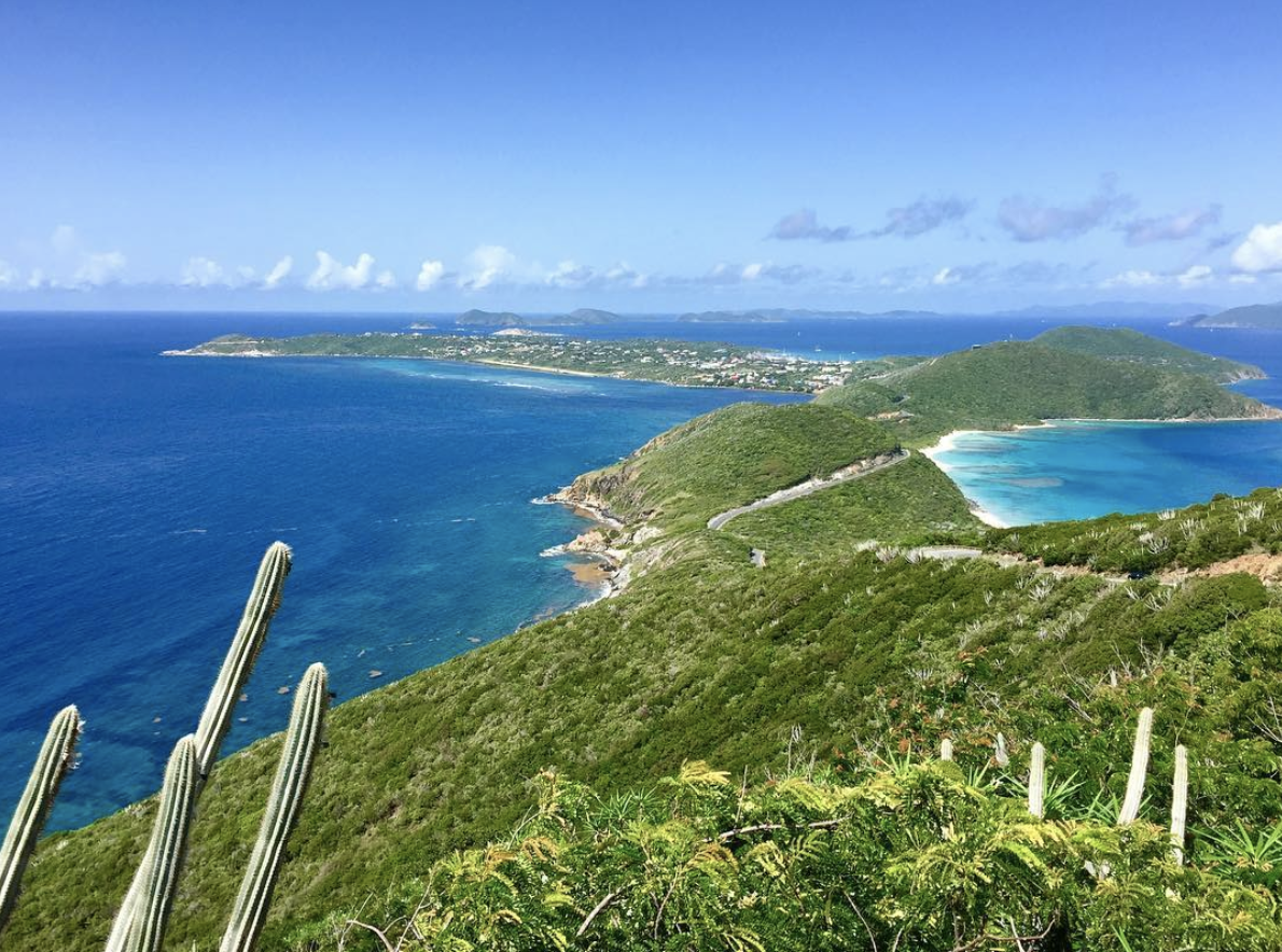 Virgin Gorda in the British Virgin Islands