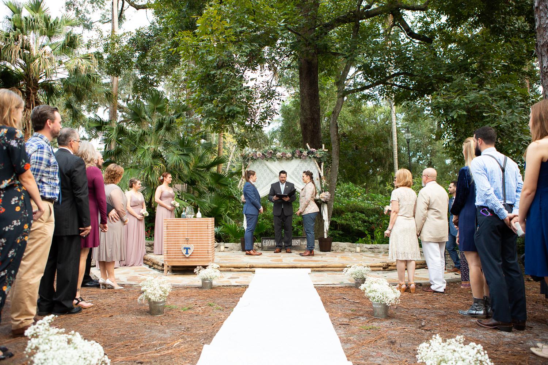 Same-sex wedding photographer Orlando, Florida