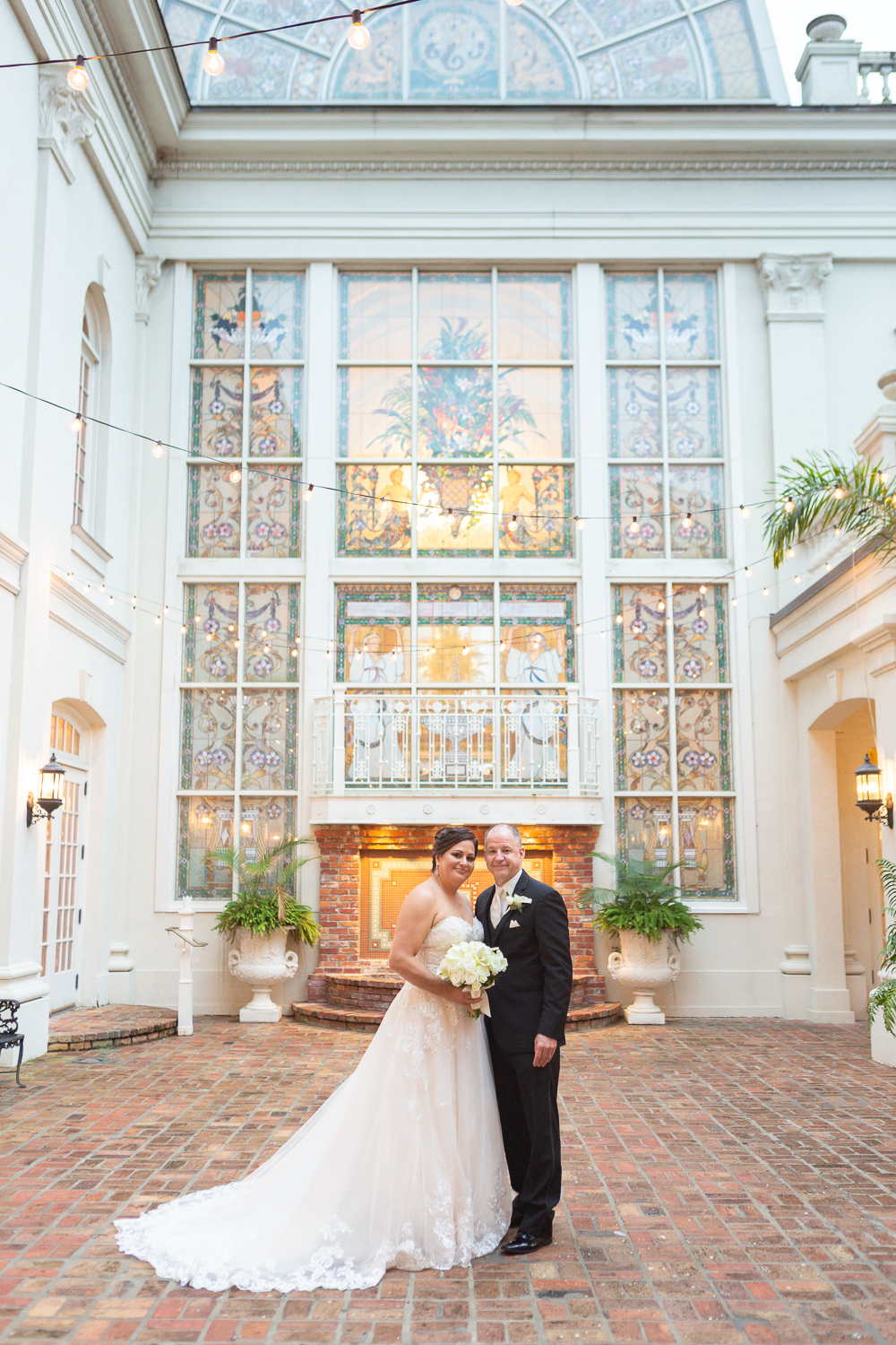 Ballroom at Church Street Orlando wedding