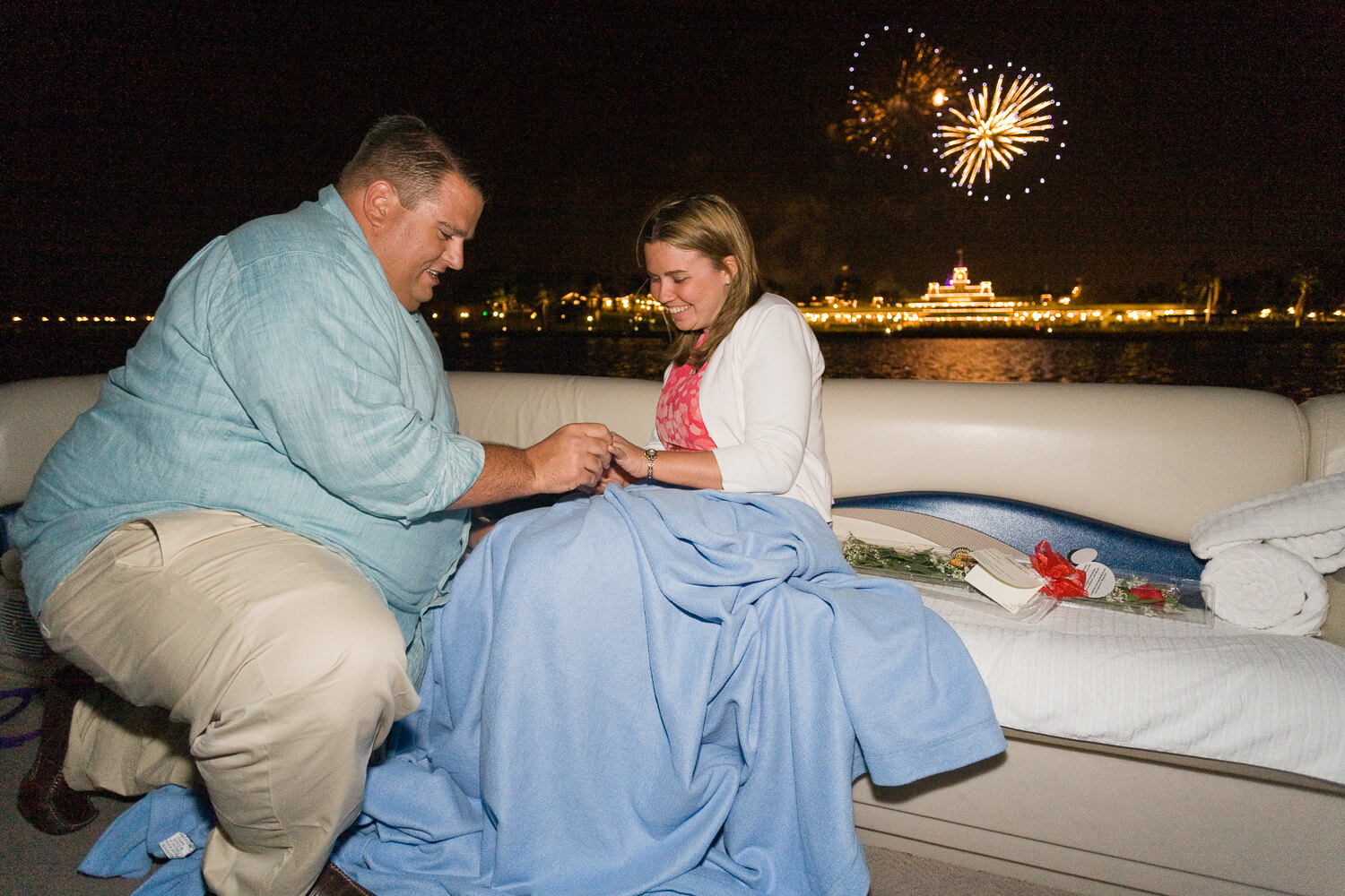 Orlando marriage proposal photography at Disney World