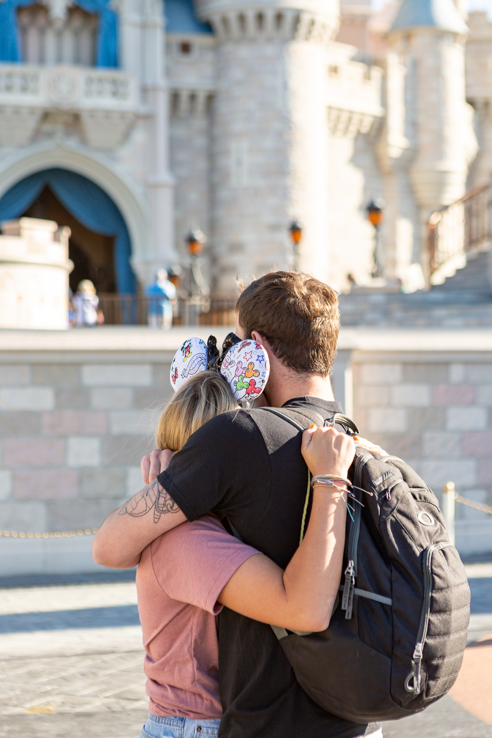 Magic Kingdom Proposal