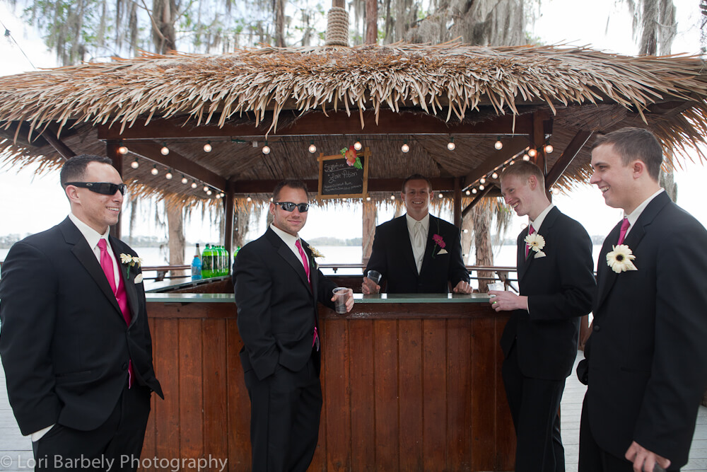 Paradise Cove, Orlando wedding