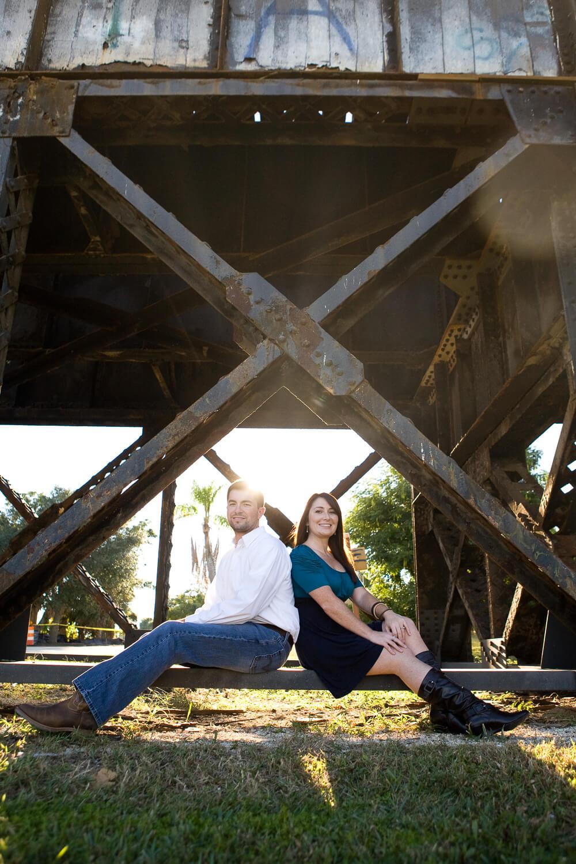 Melbourne, Florida engagement photos