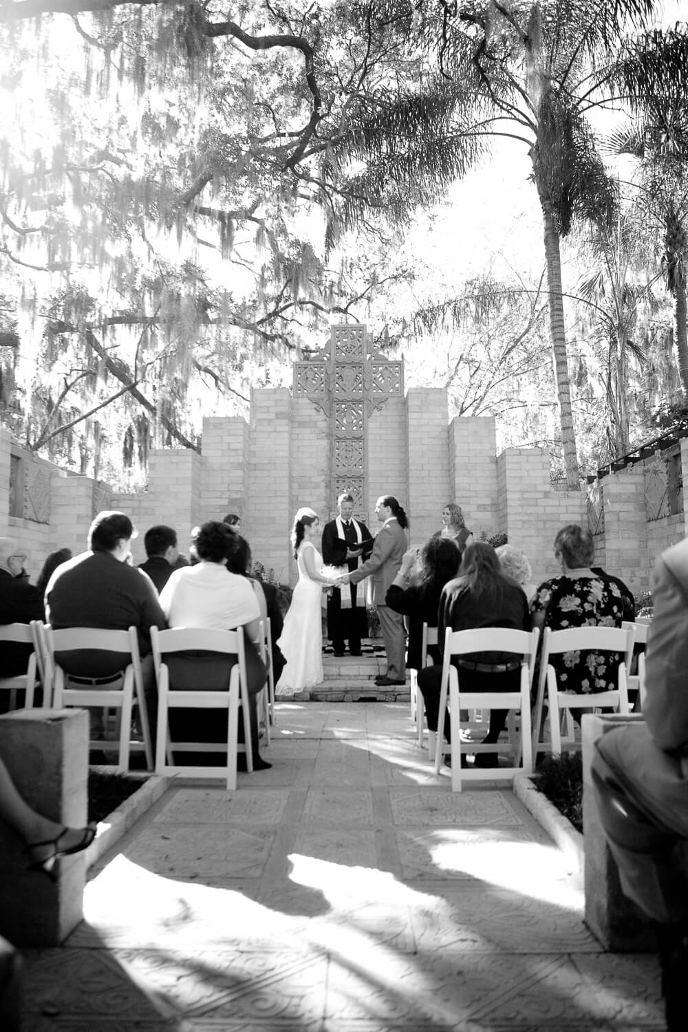 Maitland Art Center Wedding