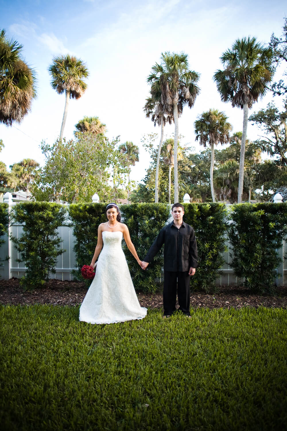 Port Orange, Florida wedding photographer