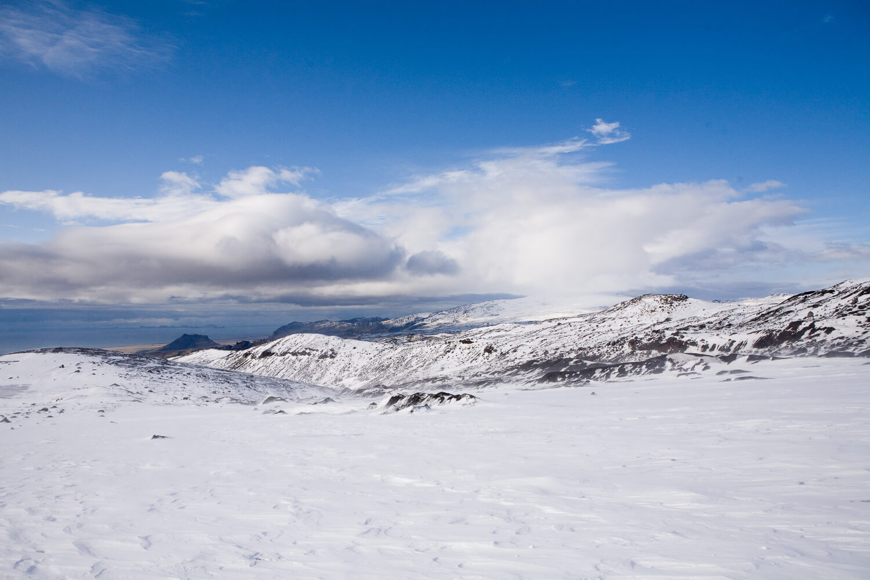 Scenic of Iceland