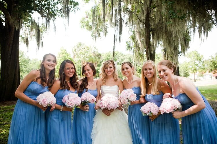 wedding photos by Orlando wedding photographer Lori Barbely