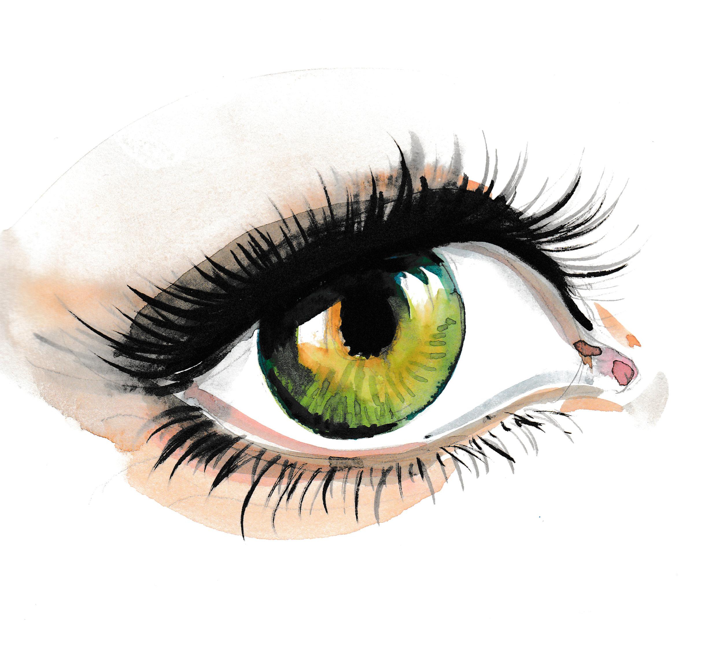Evening Eye - Gabby Zilberberg