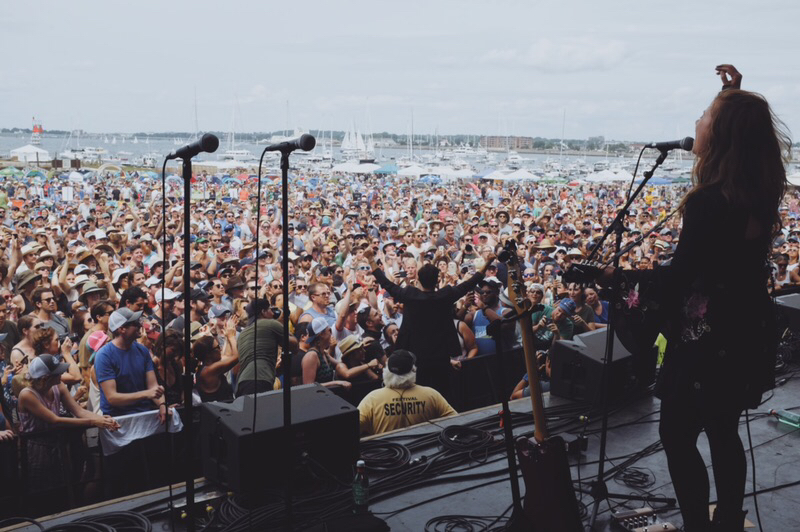 The Lone Bellow, photo by Chris Pereira