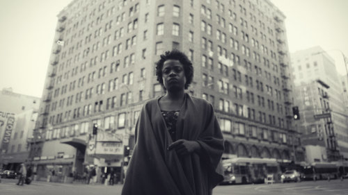 Los Angeles based street singer, guitarist, and roots music revolutionary  Sunny War  has always been an outsider, always felt the drive to define her place in the world through music and songwriting.