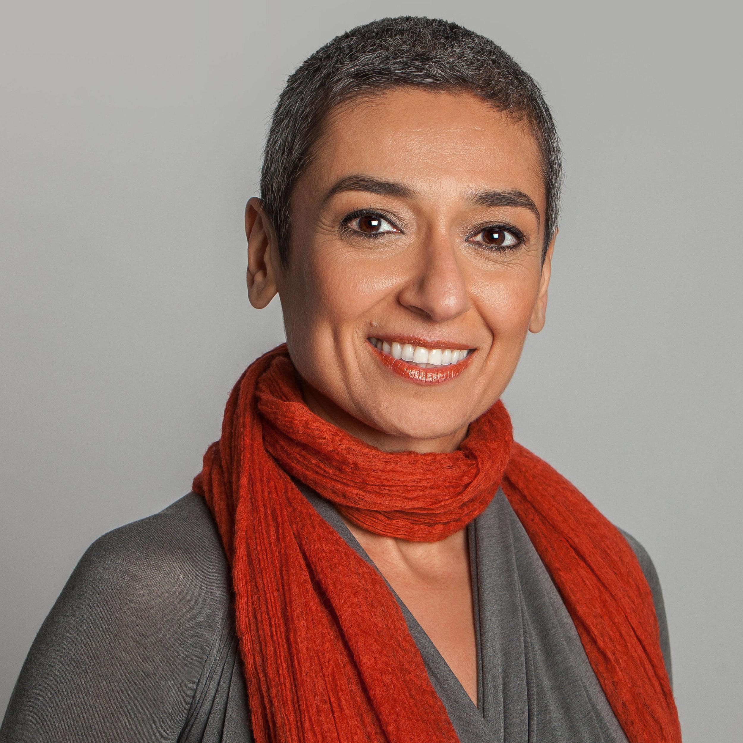 Zainab Salbi - Humanitarian, Media Host & Author