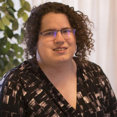 Zoe Jones - Senior Full Stack Developer at Cognizant