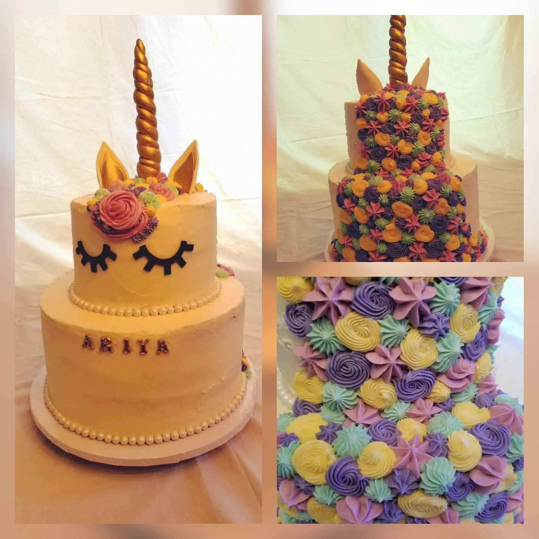 Unicorn Cake - by Carolyn Rodriguez