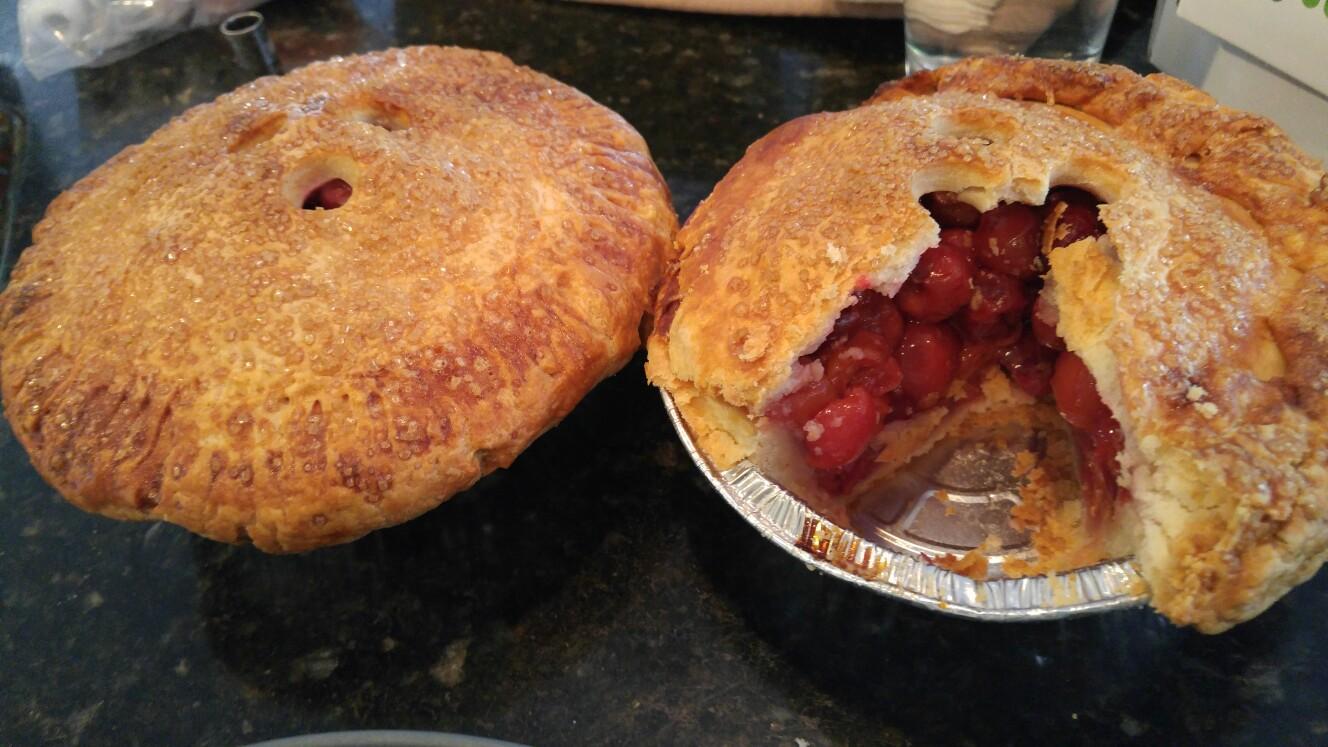 Cherry Pie - by Carolyn Rodriguez