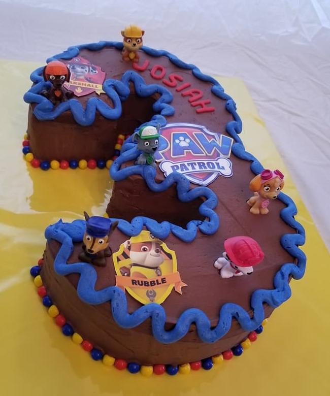 Paw Patrol Cake - by Carolyn Rodriguez