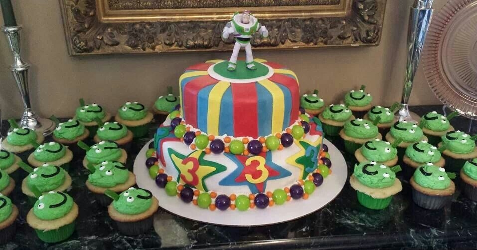 Toy Story Cake - by Carolyn Rodriguez