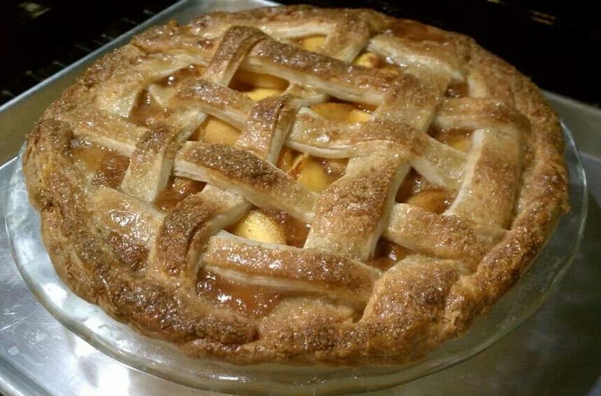 Apple Pie - by Carolyn Rodriguez