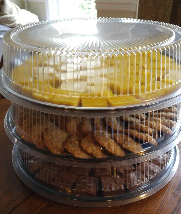 Lemon Bars, Cookies, Brownies - by Carolyn Rodriguez