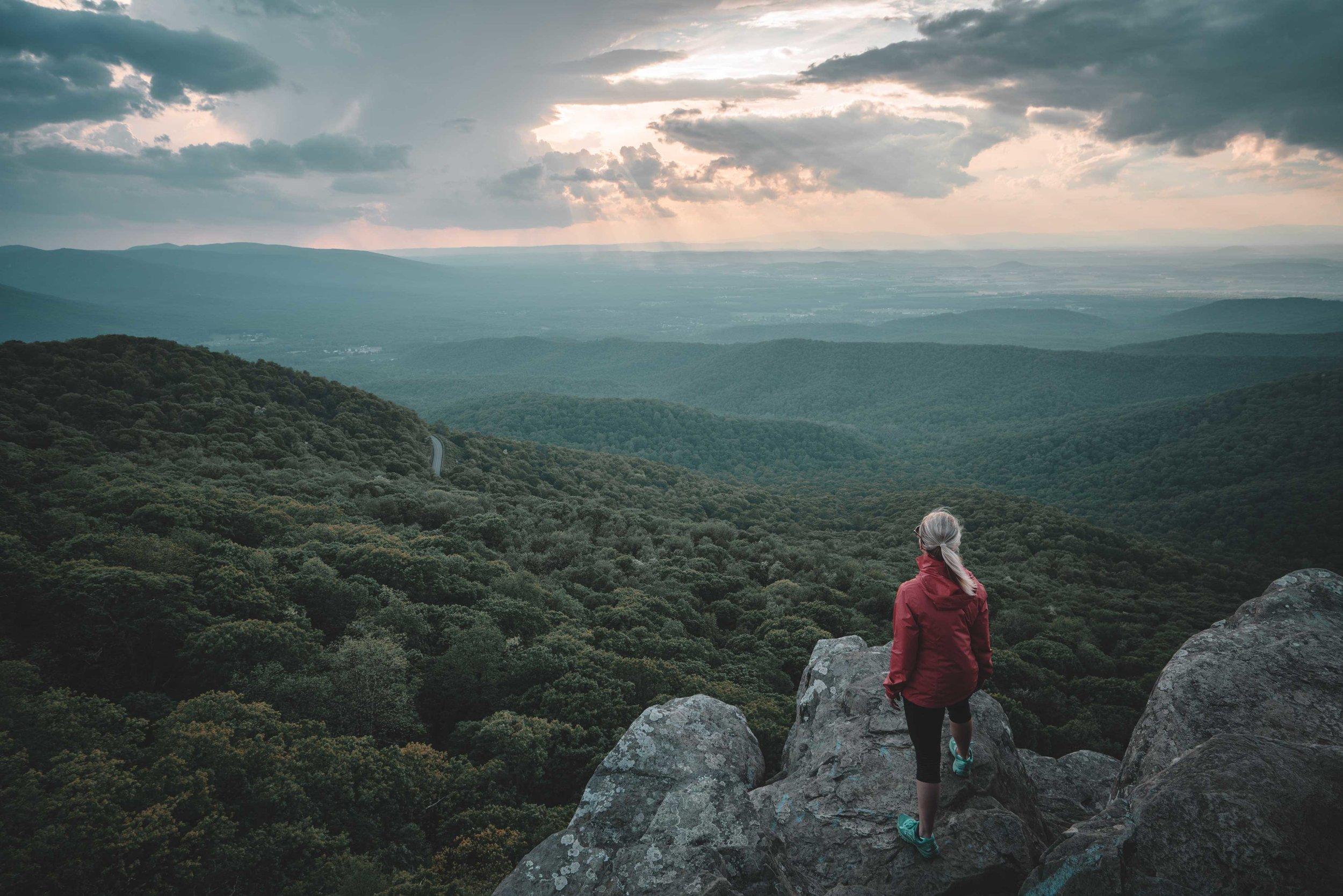 Humpback Rocks Virginia