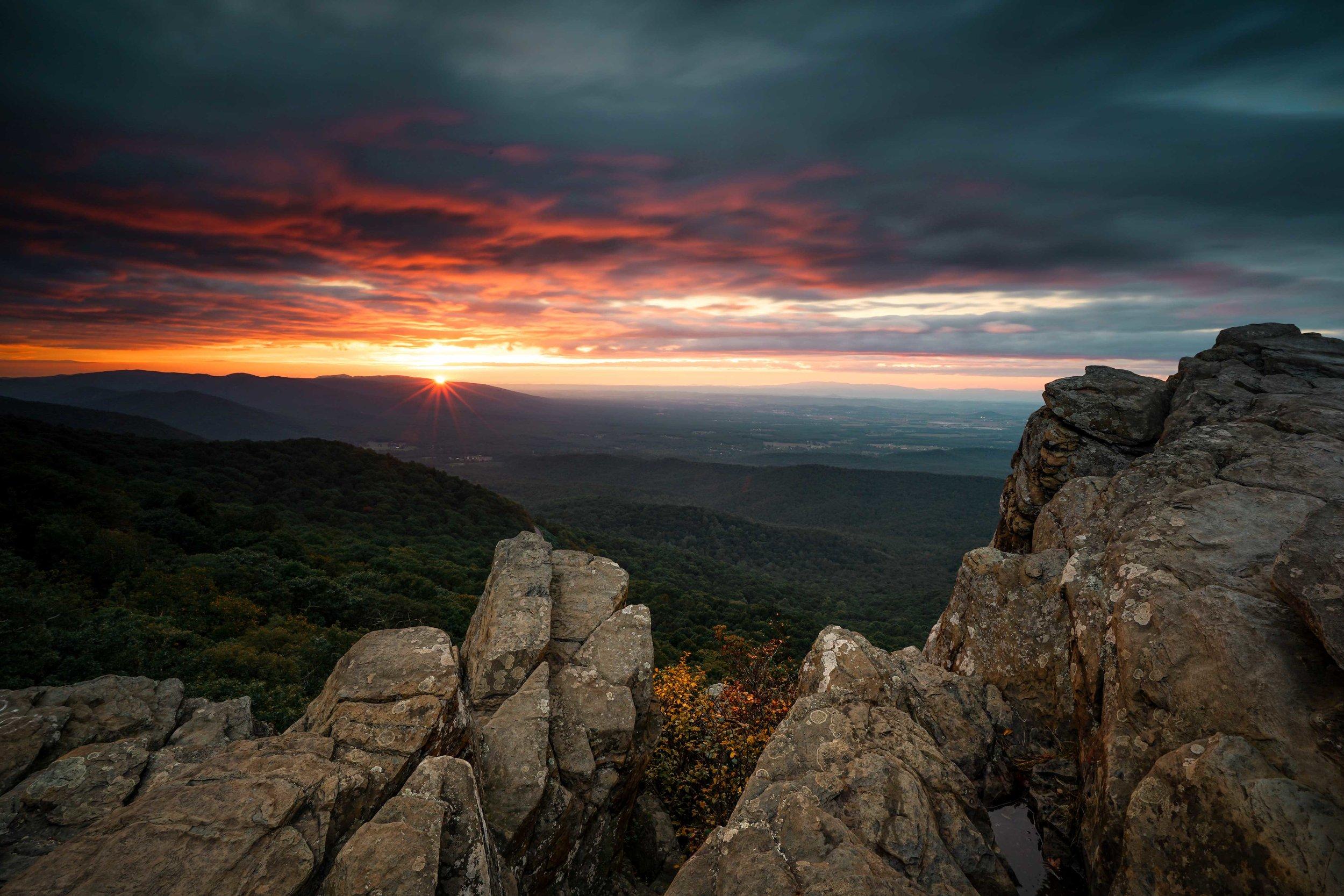 Humpback Rocks, Virginia