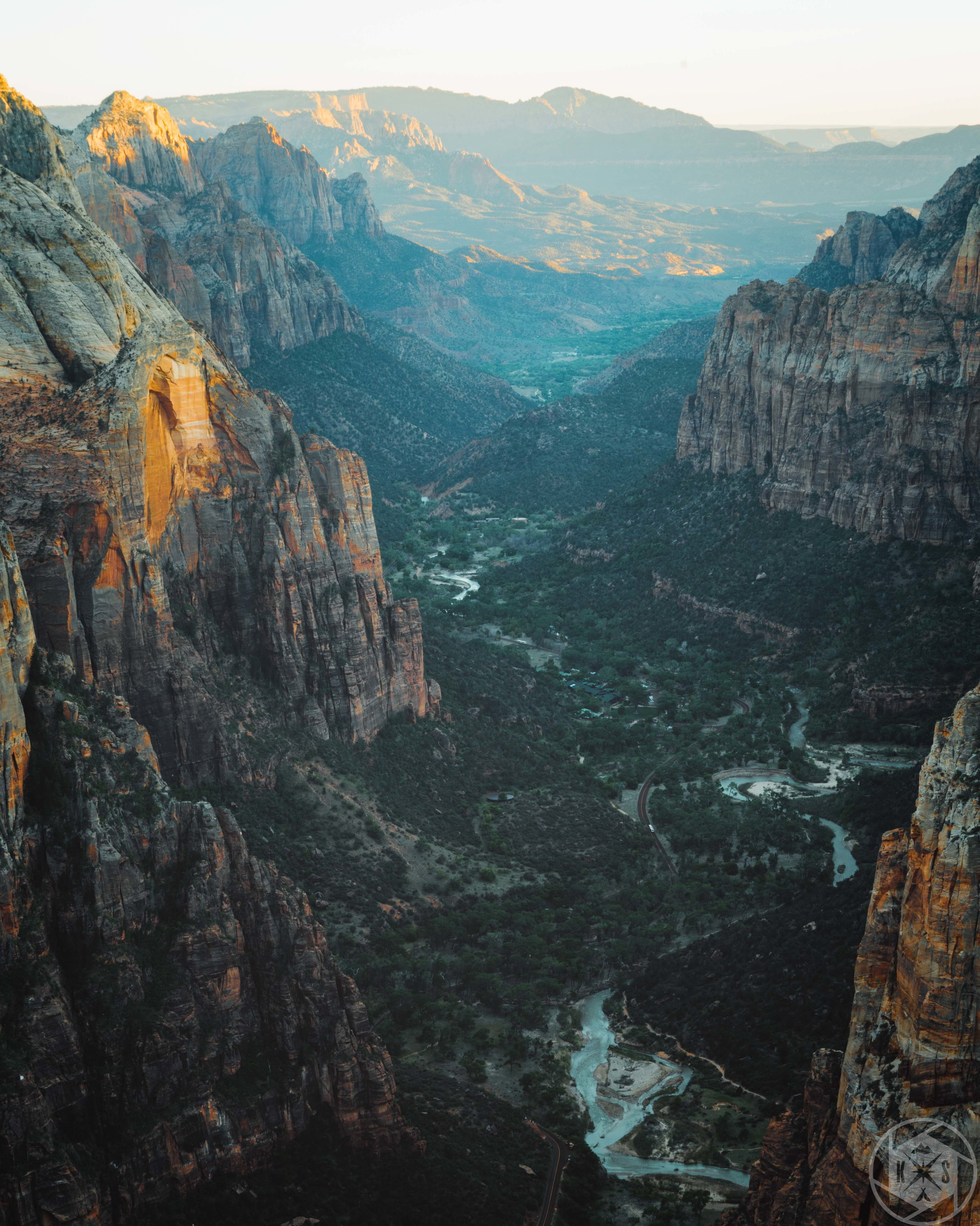 Observation Point: Zion National Park