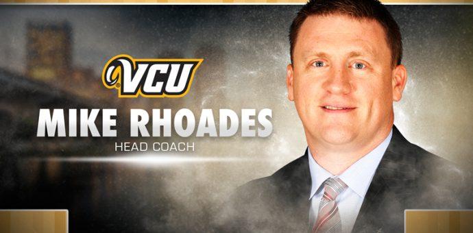 Mike Rhoades -  VCU Head Coach. 2019 Atlantic 10 Coach of the Year