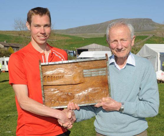 Tom Owens and Fred Bagley 2011.jpg