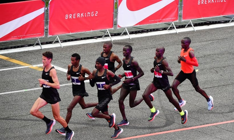 Why Nike's push to break the two-hour marathon has little to do with sport - The Spectator