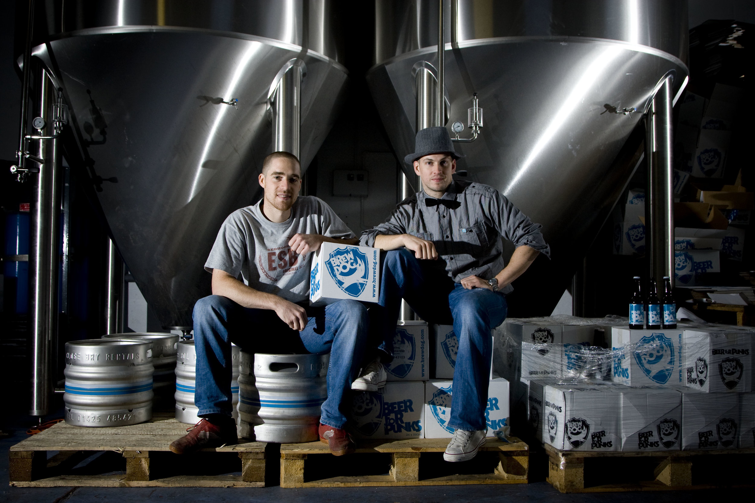 Never mind the VCs: Brewdog's 'Equity for Punks' scheme cuts out venture capitalists - The Telegraph