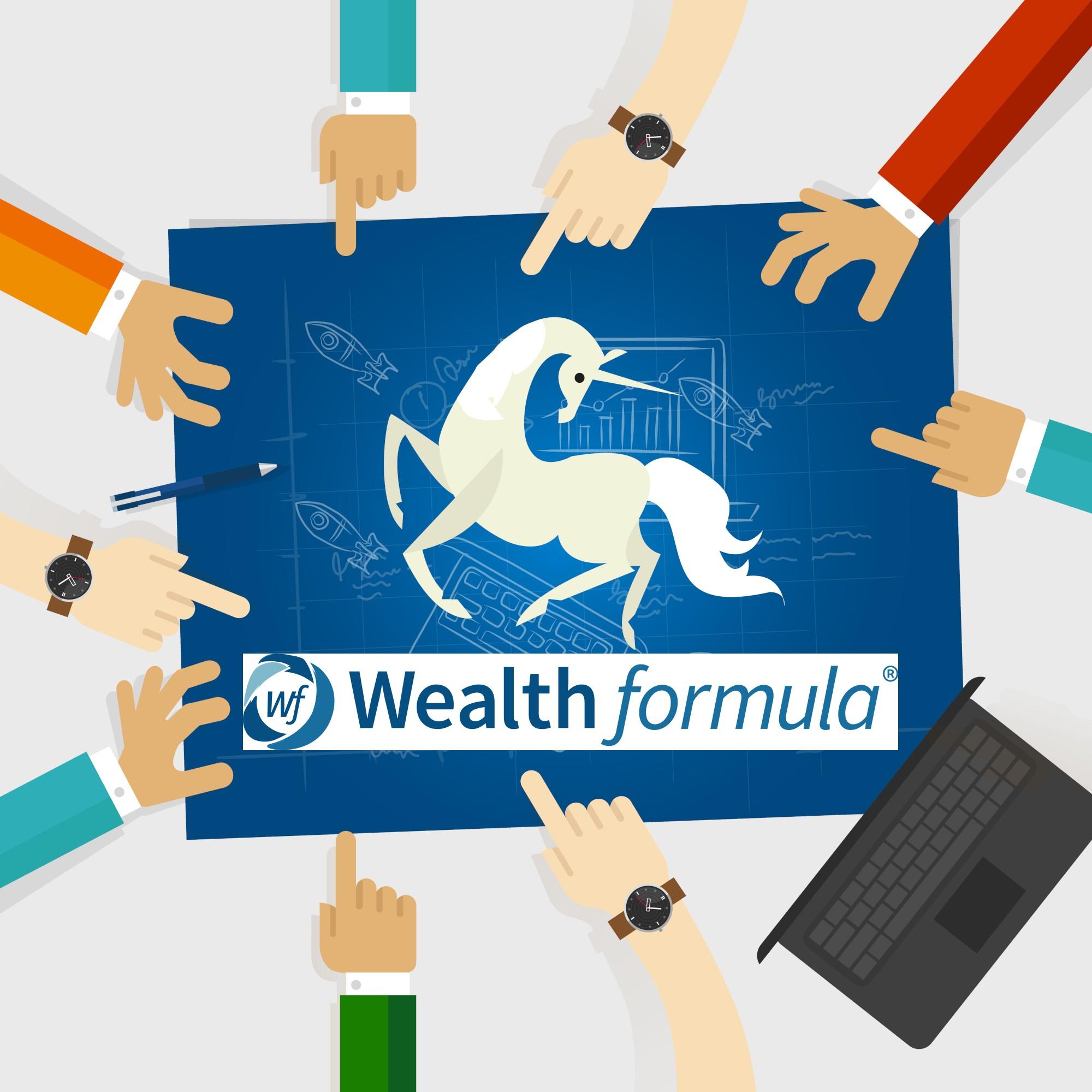 Wealth Formula - Buck Joffrey