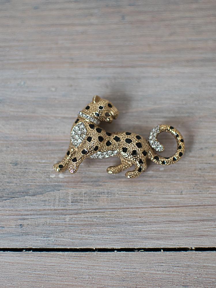 Brigette brooch