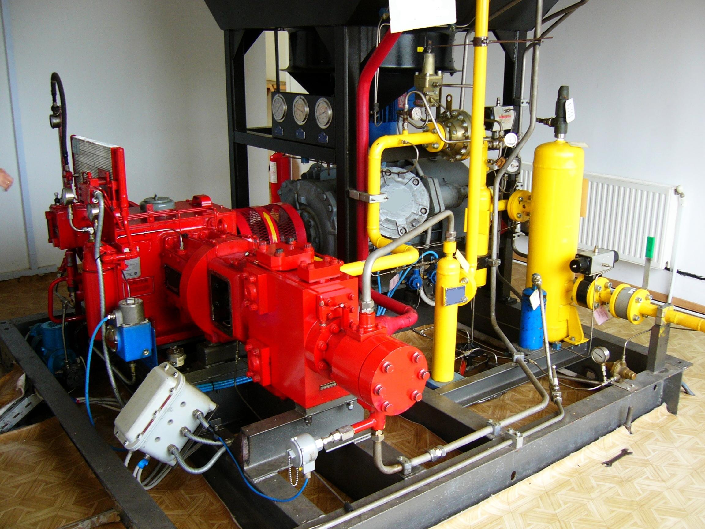 Oil & Gas Compression -