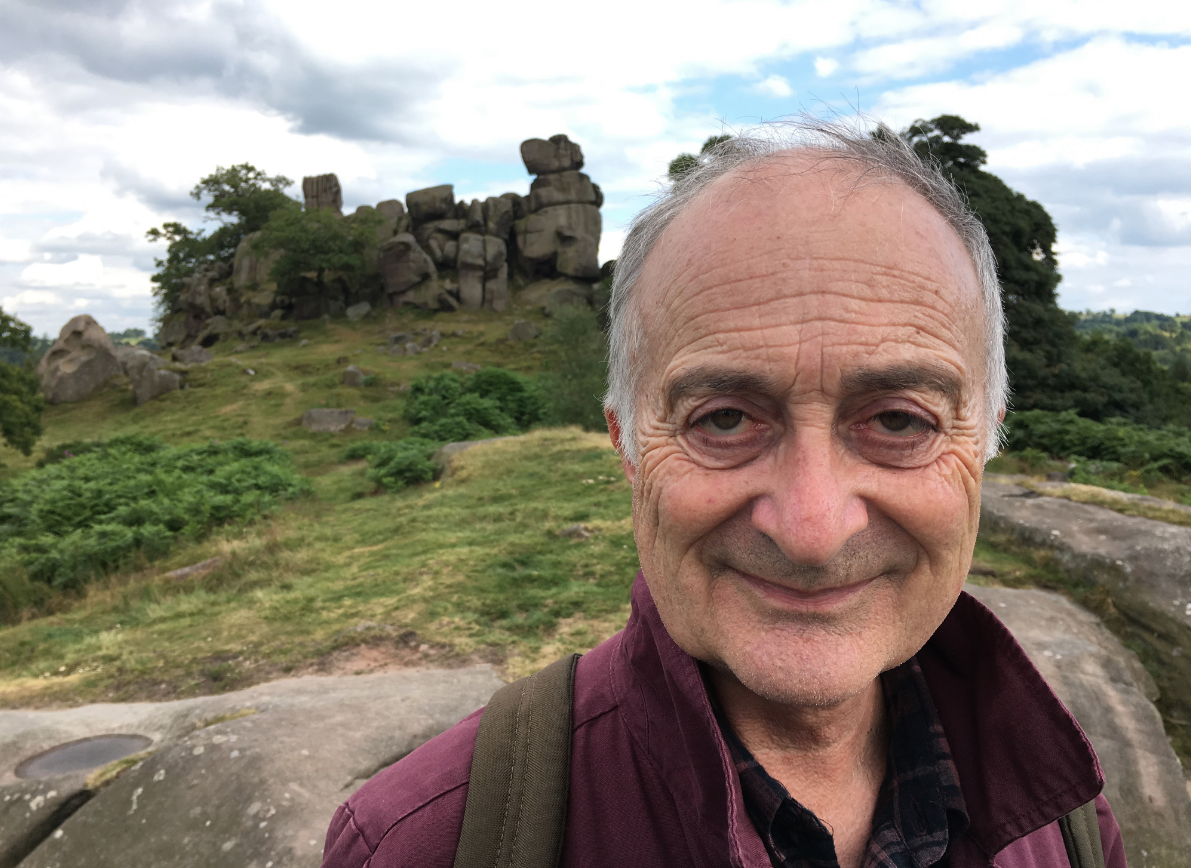 Episode 3 – The Portway   Tony walks the Derbyshire Portway and uncovers a prehistoric shark tooth, shines a light in an abandoned railway tunnel and hangs out with DH Lawrence on this ancient track through the Peak District.