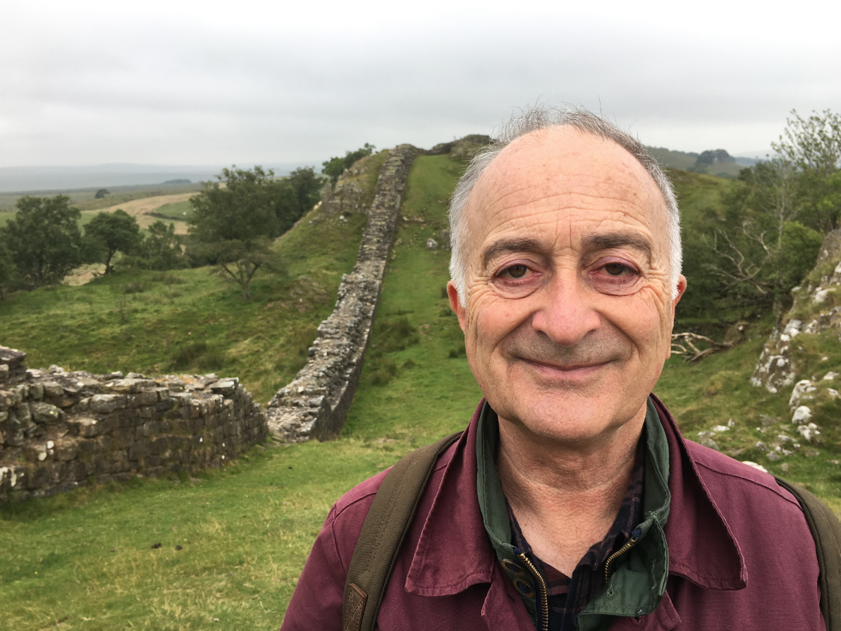 Episode 4 – Dere Street   Tony follows the Roman road of Dere Street north through Hadrian's Wall, contemplates the ancient night sky, braves the roar of a Celtic horn, mixes medieval potions and encounters ancient invaders.